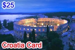 Croatia Phone Card
